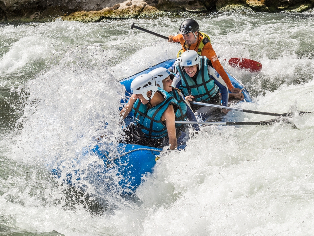 Rafting Huesca Mallos de Riglos