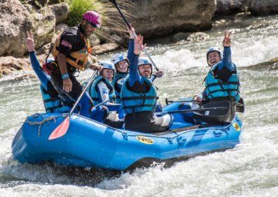 Deportes de aventura en Murillo