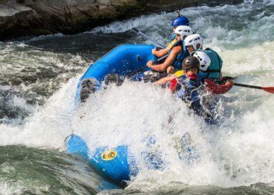 Oferta Rafting verano Jaca UR Pirineos