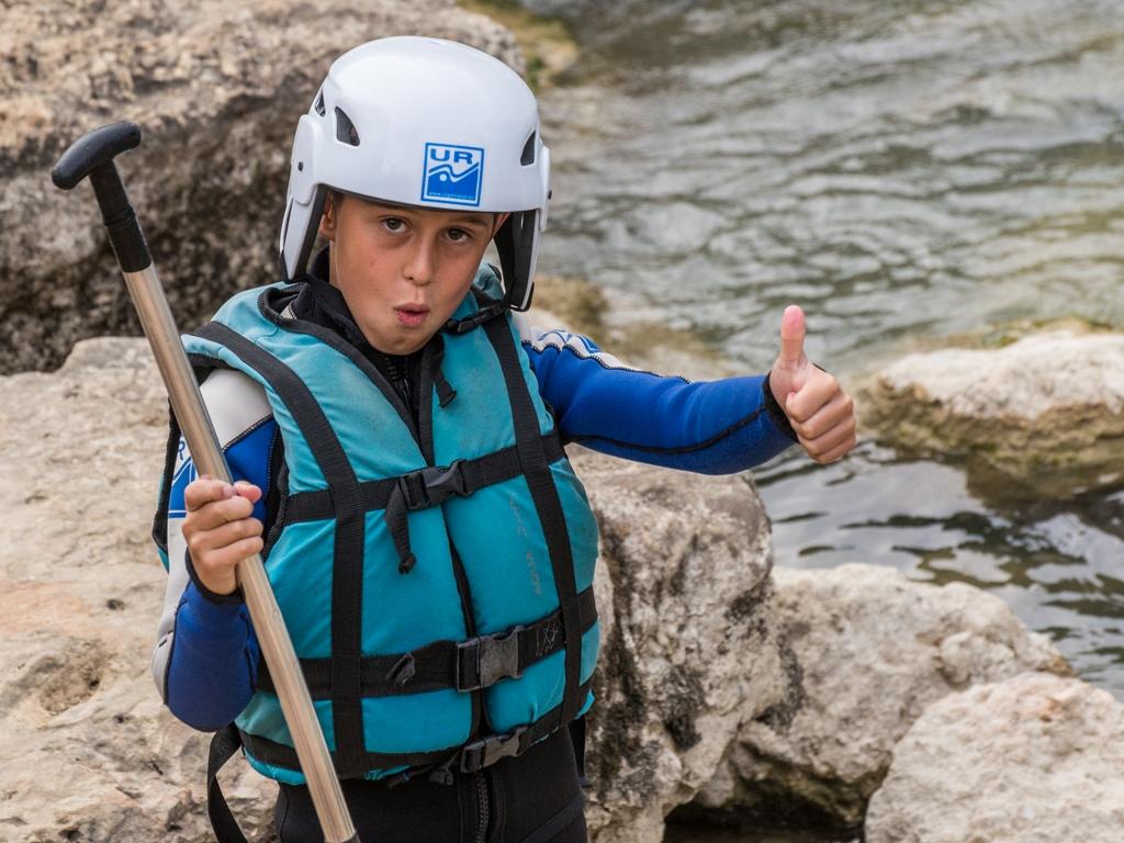 Actividades de aventura para finales agosto con ni+¦os Huesca UR Pirineos