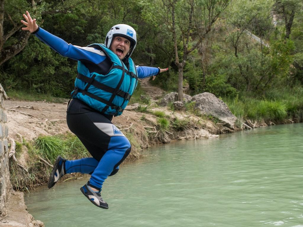 Deportes de aventura en Pirineo Aragones Septiembre