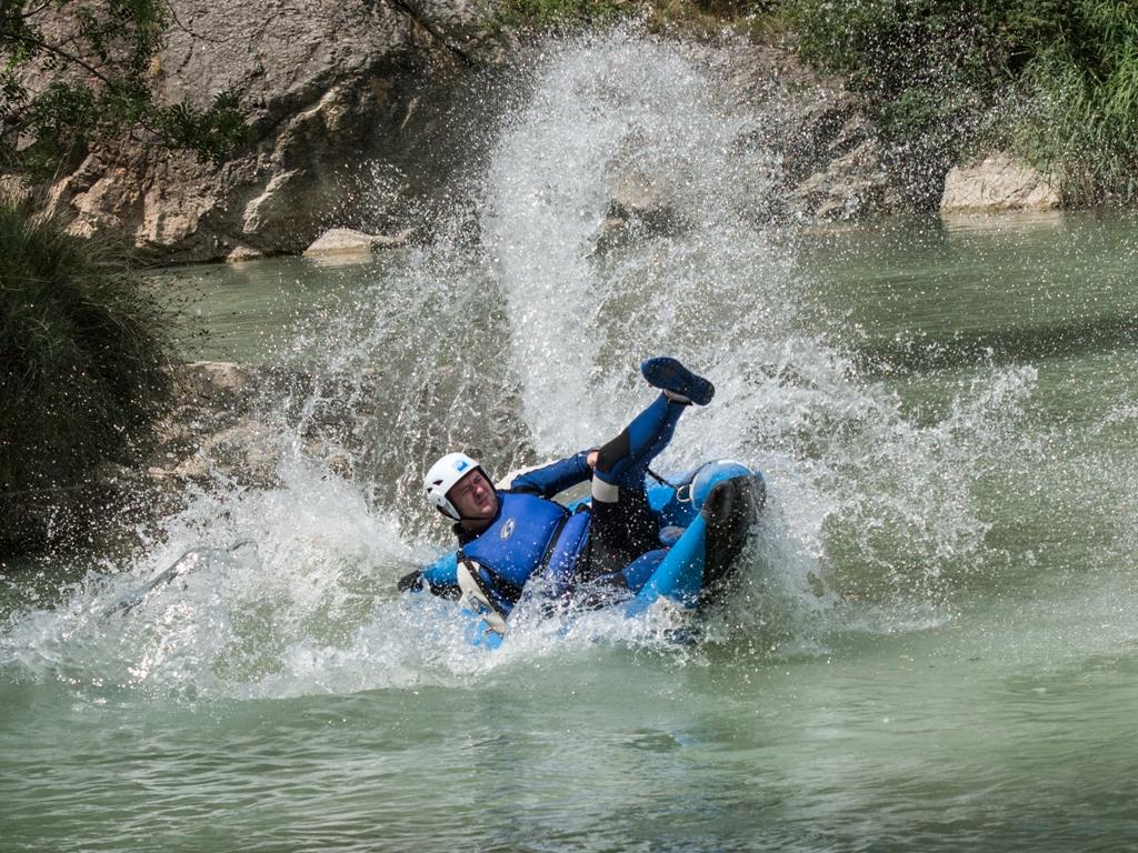 Disfruta de los deportes de aventura en septiembre