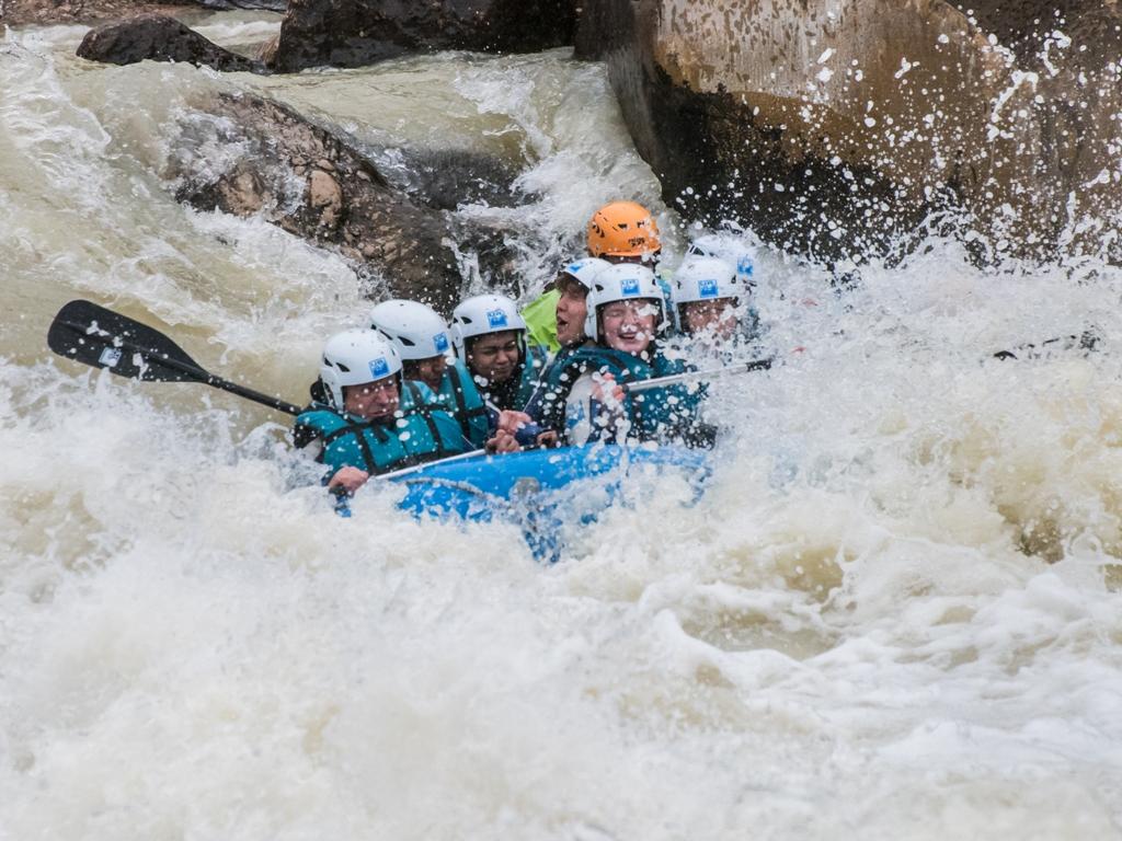 Rafting y deporte extremo en primavera - Oferta semana santa Huesca