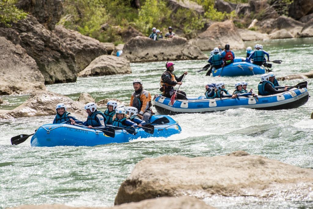 Oferta Rafting Jaca UR Pirineos