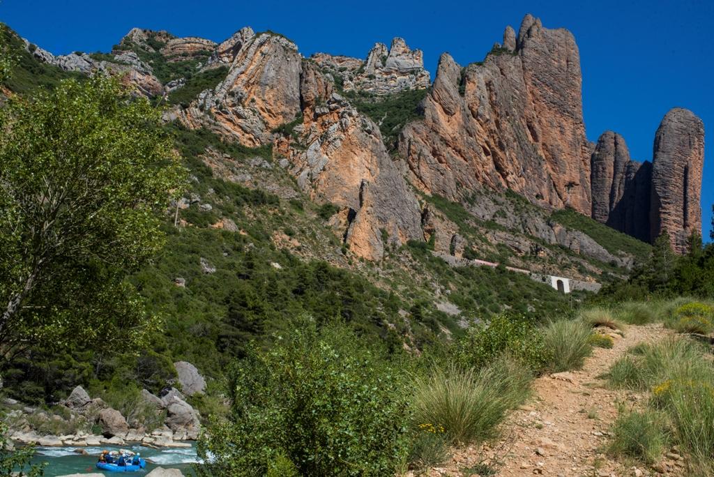 Oferta Rafting Zaragoza UR Pirineos