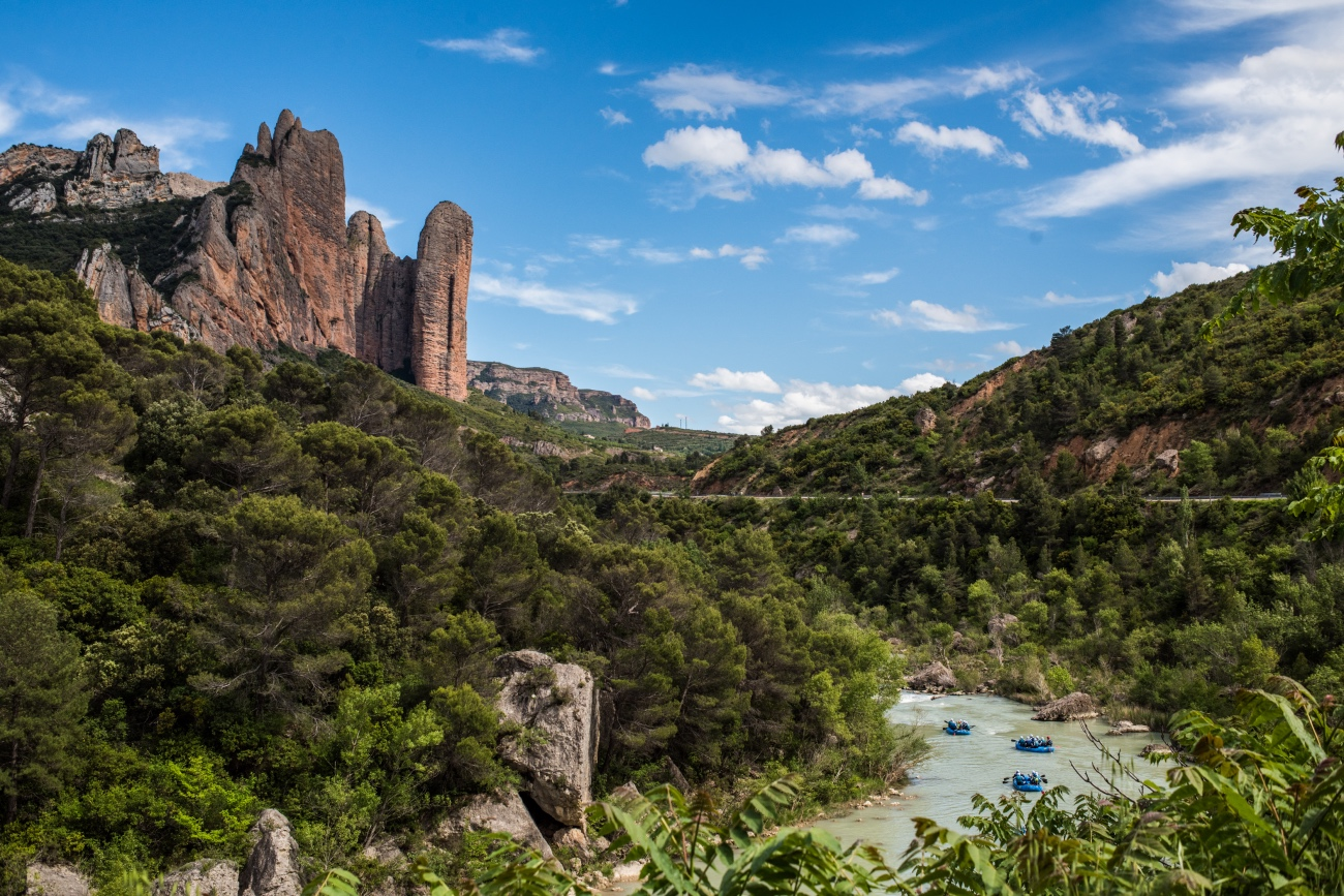 Aventura-en-el-Reino-de-los-Mallos-Rio-Gallego-entre-Huesca-y-Jaca_Fotor