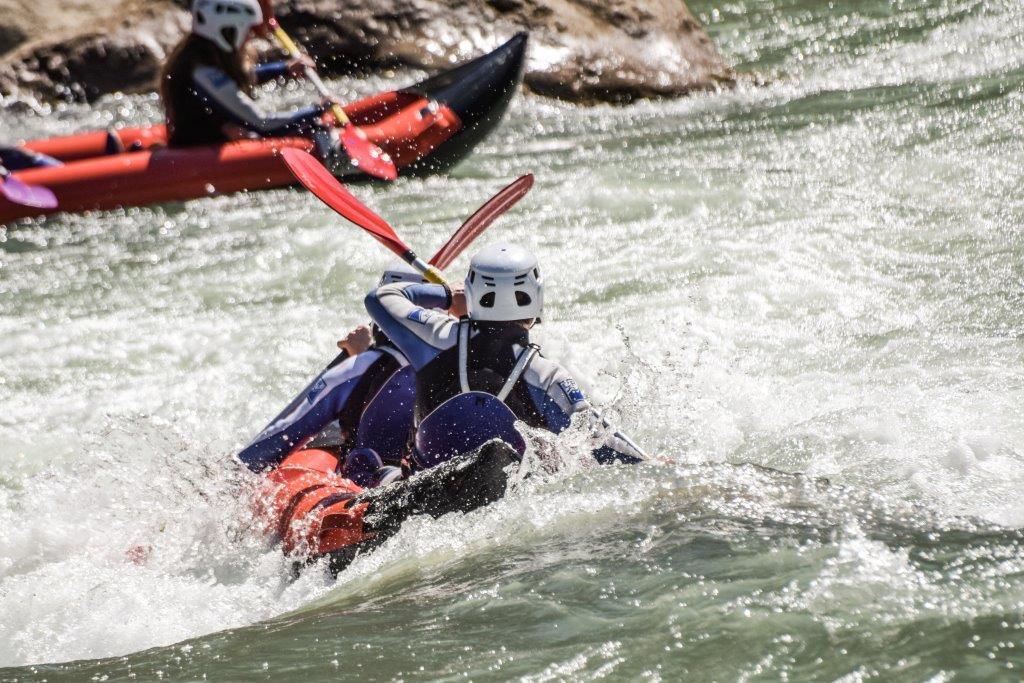 Canoraft adrenalina y deporte de aventura paquete multiaventura
