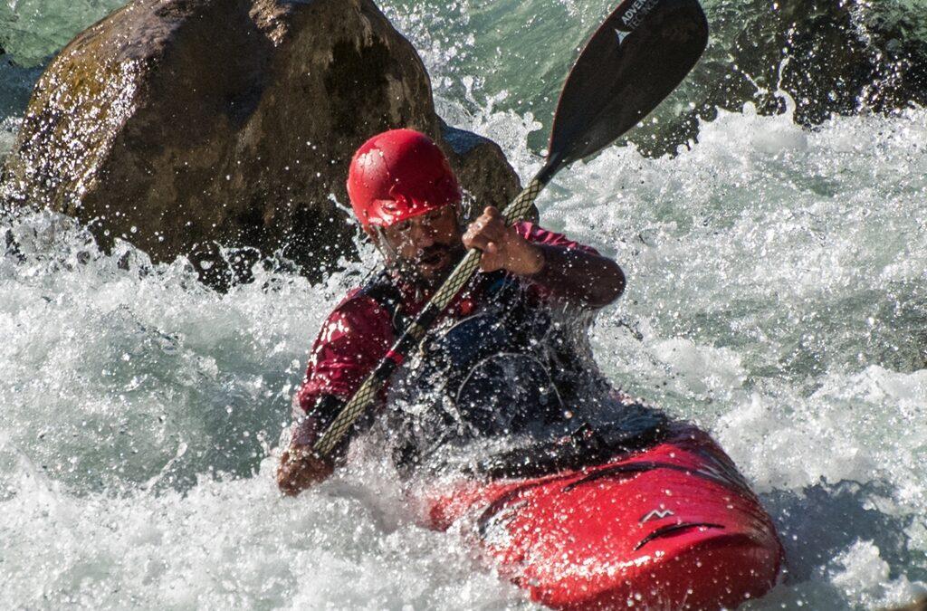 Acción formativa – Iniciación al piragüismo de aguas bravas 2019 del 4 al 27 de septiembre