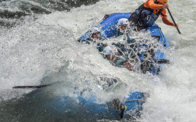 Rafting en Candanchú y Astún