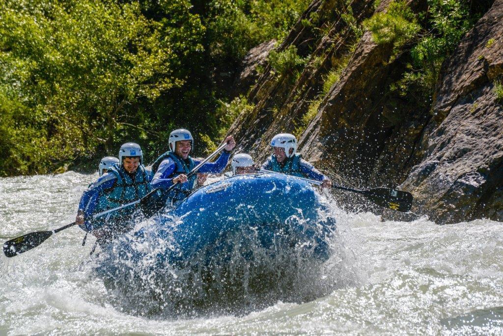 Oferta Rafting en Zaragoza, Murillo de Gállego