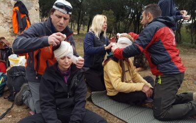 Presentación formación Primeros auxilios especializados en aguas bravas