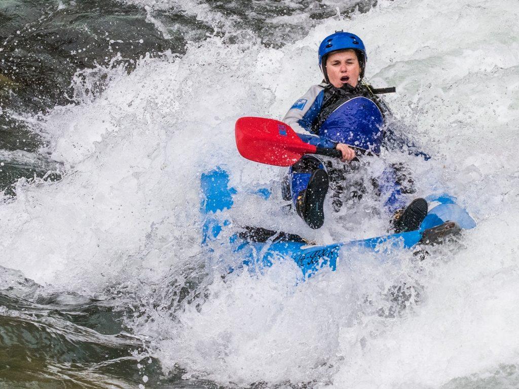 canoa open kayak