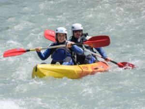 ofertas rafting