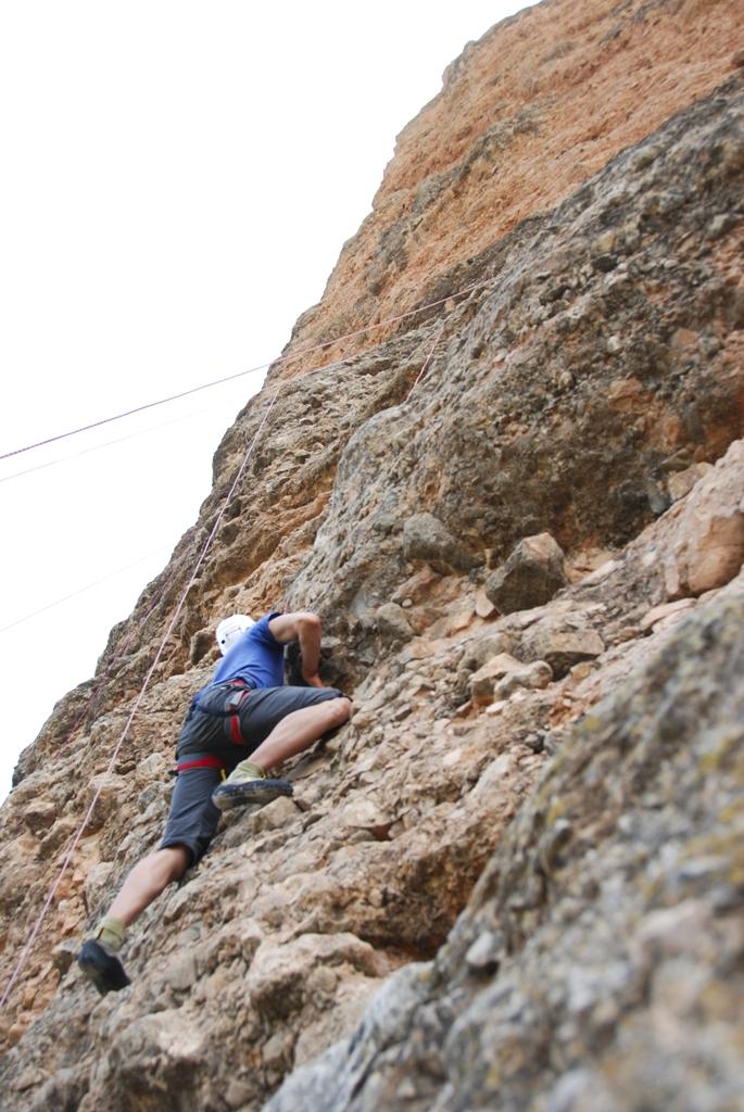 escalada huesca