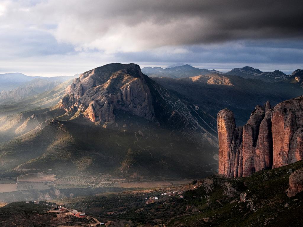 deportes aventura pirineos
