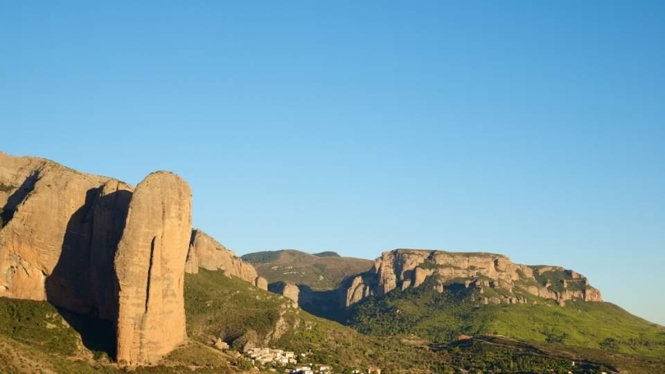 5 paisajes que no te puedes perder cerca de Murillo de Gállego