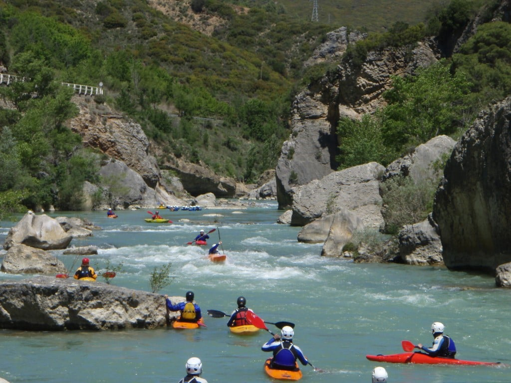 cursos kayak