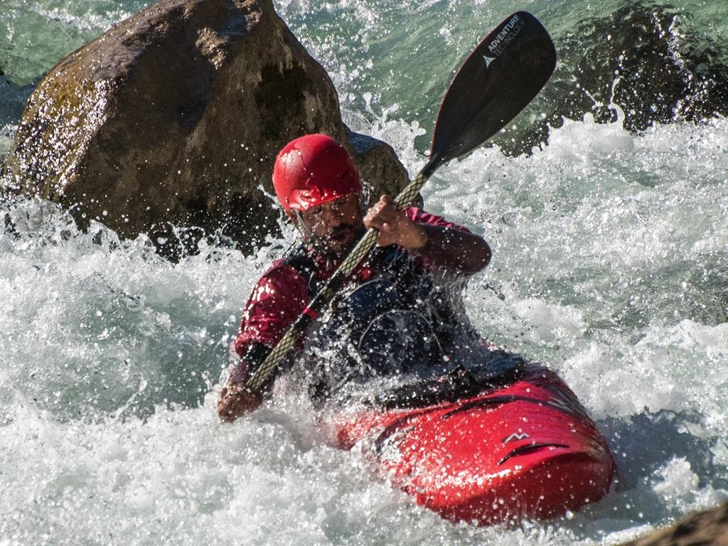 kayak pirineo