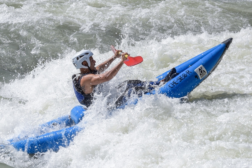 Open kayak huesca