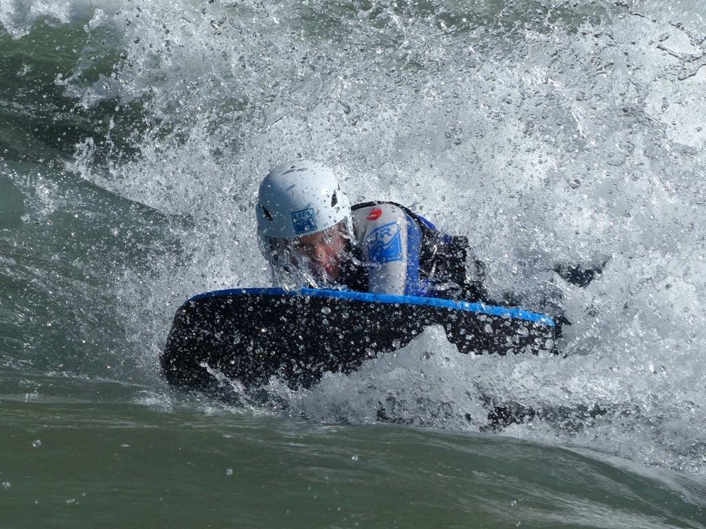 Deporte de riesgo UR Pirineos