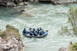 Descuento Rafting Huesca